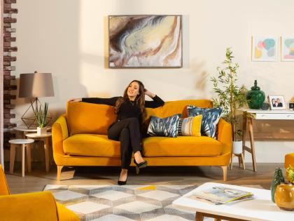 Win Your Chance To This Fabulous Sofa From Ez Living