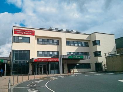 University Hospital Waterford providing abortion services