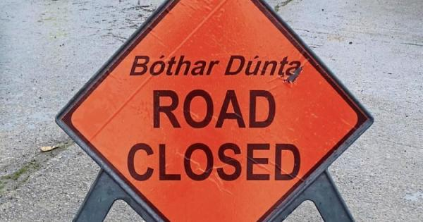 Waterford road closes until Christmas - Waterford Live