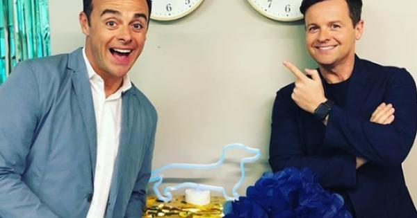 I'M A CELEBRITY SPOILER: Ant McPartlin celebrates birthday with Waterford girlfriend and Declan Donnelly - Waterford Live