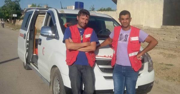 Irish paramedic to speak at Waterford event live from Syrian front-line - Waterford Live