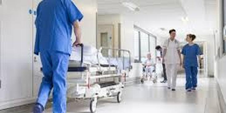 Waterford TD says health service staff are burnt out after visit