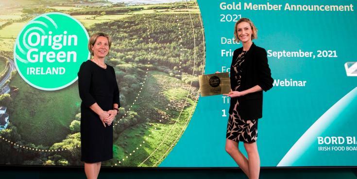 Three Waterford companies achieve Origin Green Gold Membership status