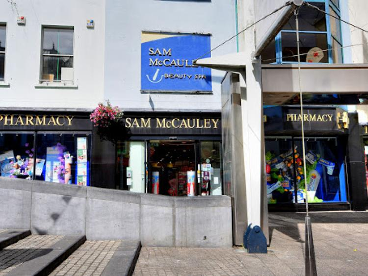 a38619c34fe Sam McCauley closure of Waterford city centre store