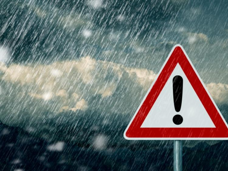 Orange weather alert issued for Cork and Waterford