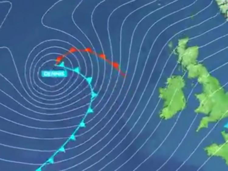 NI Braced For Wind As Storm Dennis Approaches