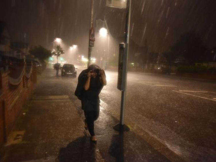 Met Éireann issue fresh weather warning for nine counties